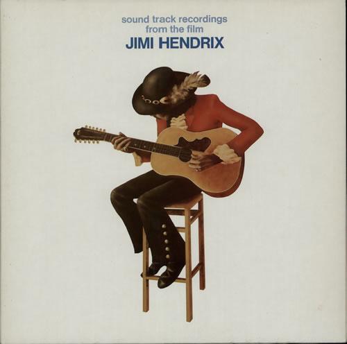 Jimi Hendrix Sound Track Recordings From The Film 2-LP vinyl record set (Double Album) German HEN2LSO583392