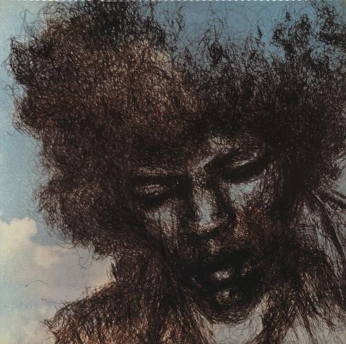Jimi Hendrix The Cry Of Love vinyl LP album (LP record) US HENLPTH737361