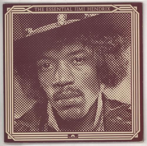 Jimi Hendrix The Essential Jimi Hendrix - EX 2-LP vinyl record set (Double Album) UK HEN2LTH662648