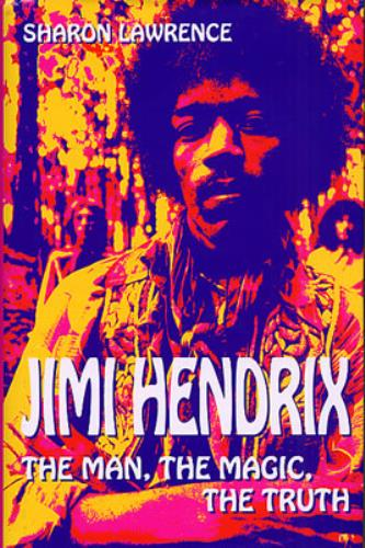 Jimi Hendrix The Man, The Magic, The Truth book UK HENBKTH336602
