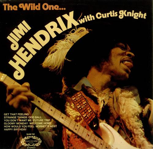Jimi Hendrix The Wild One vinyl LP album (LP record) UK HENLPTH447116