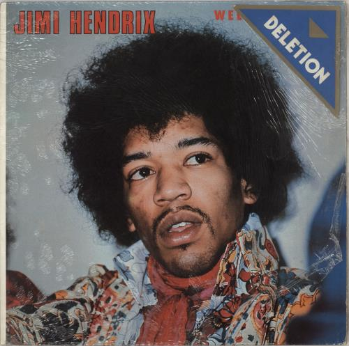 Jimi Hendrix Welcome Home - Shrink vinyl LP album (LP record) Swiss HENLPWE743756