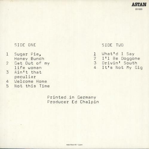 Jimi Hendrix Welcome Home vinyl LP album (LP record) Swiss HENLPWE725171