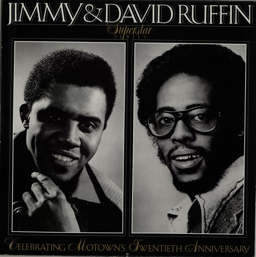 Jimmy & David Ruffin Jimmy & David Ruffin vinyl LP album (LP record) UK KQMLPJI572593