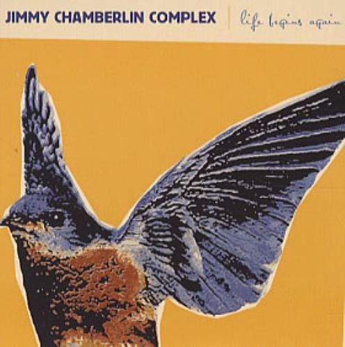 Jimmy Chamberlin Complex Life Begins Again CD album (CDLP) UK JBWCDLI312799