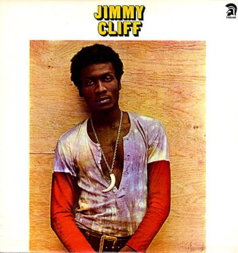 Jimmy Cliff Jimmy Cliff - 1976 Issue vinyl LP album (LP record) UK JCLLPJI183078