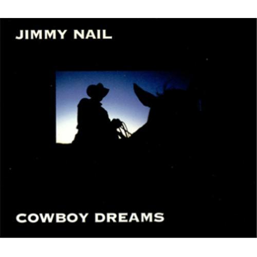 """Jimmy Nail Cowboy Dreams CD single (CD5 / 5"""") UK JMNC5CO79892"""