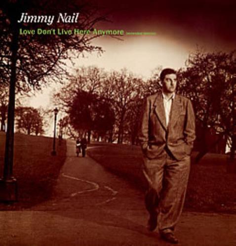 "Jimmy Nail Love Don't Live Here Anymore 12"" vinyl single (12 inch record / Maxi-single) UK JMN12LO71468"