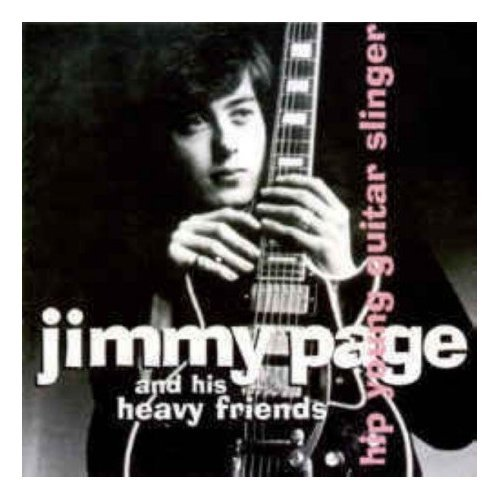 Jimmy Page Hip Young Guitar Slinger 2 CD album set (Double CD) UK JPA2CHI407799