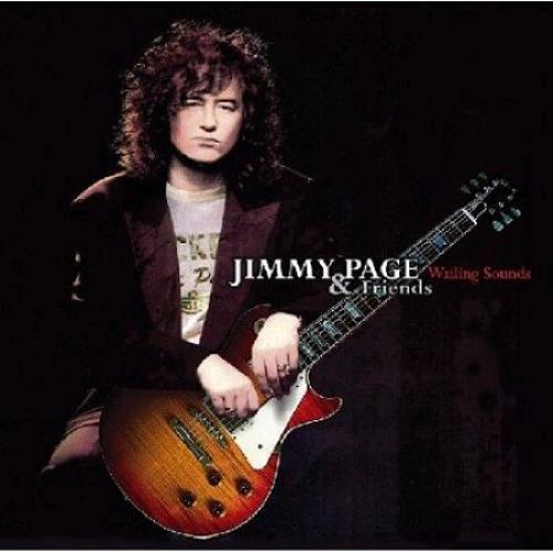 Jimmy Page Wailing Sounds CD album (CDLP) UK JPACDWA366181