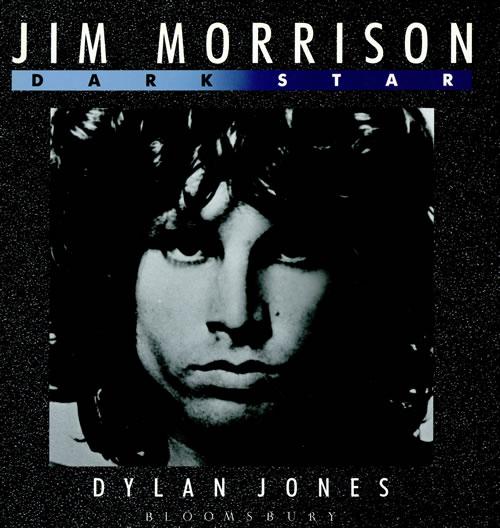 Jim Morrison Dark Star book UK RRJBKDA267089