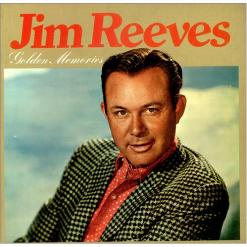 Jim Reeves Golden Memories Uk Vinyl Box Set 426398
