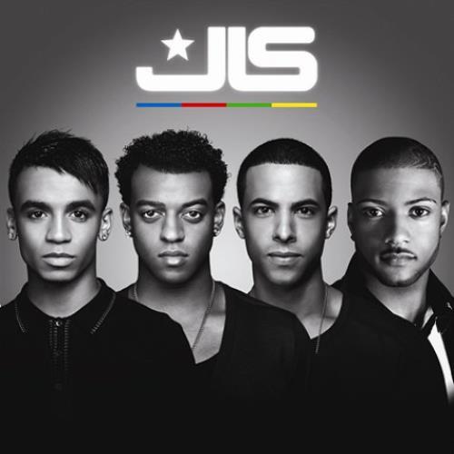 JLS JLS CD album (CDLP) UK J1SCDJL488404