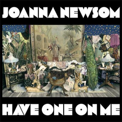 Joanna Newsom Have One On Me 3-CD album set (Triple CD) UK NEJ3CHA498677