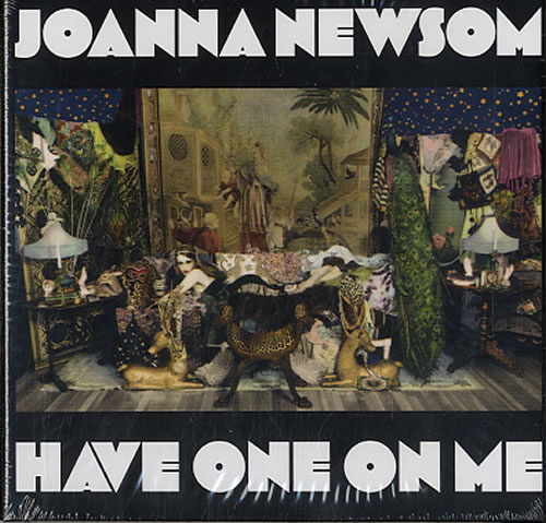 Joanna Newsom Have One On Me 3-CD album set (Triple CD) US NEJ3CHA509994