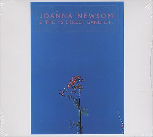 "Joanna Newsom The YS Street Band EP CD single (CD5 / 5"") UK NEJC5TH396420"