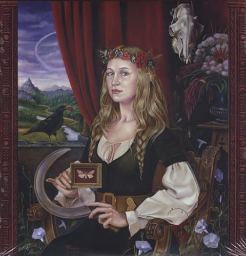 Joanna Newsom Ys 2-LP vinyl record set (Double Album) US NEJ2LYS378204