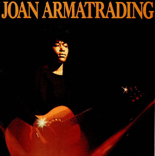 Joan Armatrading Joan Armatrading vinyl LP album (LP record) UK ARMLPJO306669
