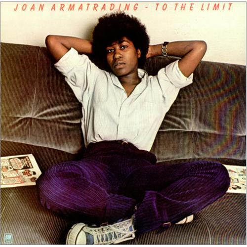 Joan Armatrading To The Limit vinyl LP album (LP record) Australian ARMLPTO422772