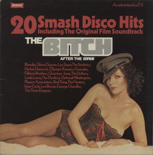 Joan Collins The Bitch vinyl LP album (LP record) UK JC2LPTH670394