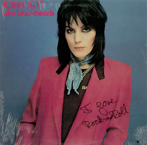 Joan Jett I Love Rock 'n' Roll - Sealed vinyl LP album (LP record) US JETLPIL305824