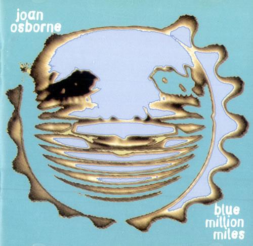 "Joan Osborne Blue Million Miles CD single (CD5 / 5"") US J-OC5BL88453"