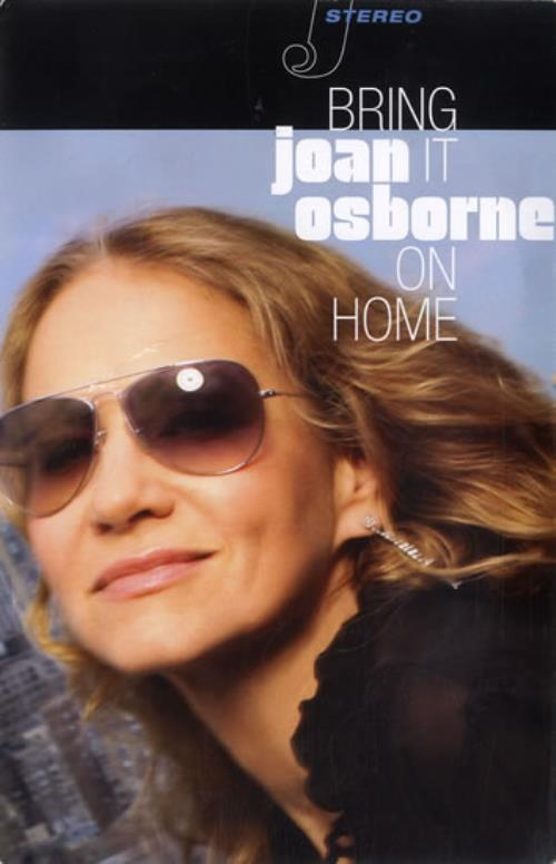 Joan Osborne Bring It On Home 2-disc CD/DVD set US J-O2DBR558587
