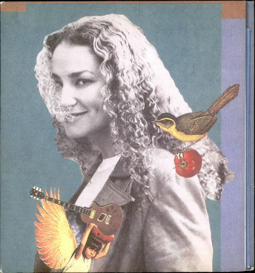 Joan Osborne Relish - Promo Pack CD album (CDLP) US J-OCDRE131852