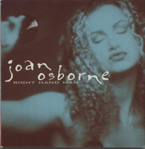 "Joan Osborne Right Hand Man CD single (CD5 / 5"") US J-OC5RI62047"