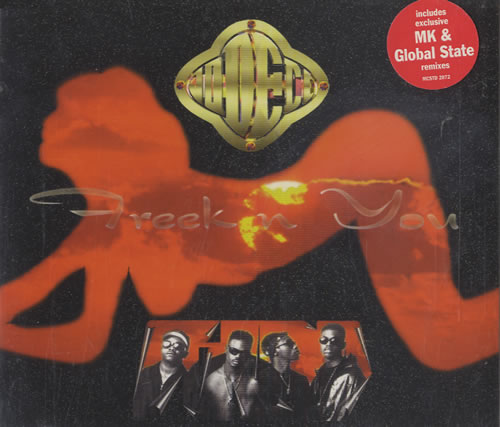 "Jodeci Freek N You CD single (CD5 / 5"") UK JODC5FR507967"