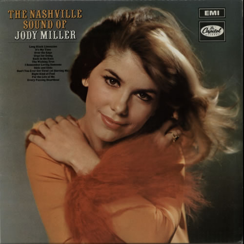 Jody Miller The Nashville Sound Of vinyl LP album (LP record) UK J0DLPTH618597