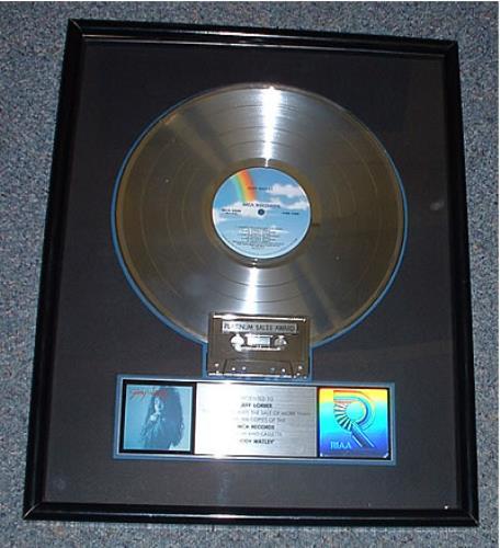Jody Watley Jody Watley award disc US JDYAWJO241662