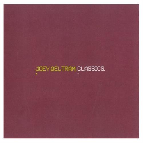 Joey Beltram Classics CD album (CDLP) UK JBLCDCL434128