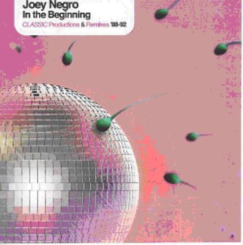 Joey Negro In The Beginning 2 CD album set (Double CD) UK JOG2CIN334674
