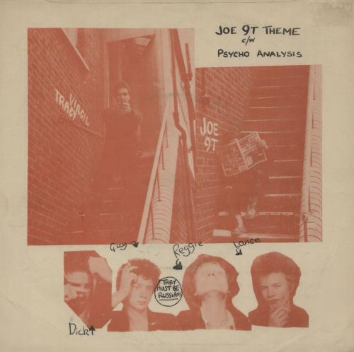 "Joe 9T And The Thunderbirds Joe 9T Theme 7"" vinyl single (7 inch record) UK 2O007JO757113"