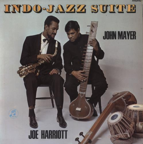 Joe Harriott & John Mayer Indo-Jazz Suite vinyl LP album (LP record) UK H&MLPIN565747