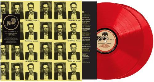 Joe Strummer Assembly - Red Vinyl - Sealed 2-LP vinyl record set (Double Album) US JUM2LAS766343