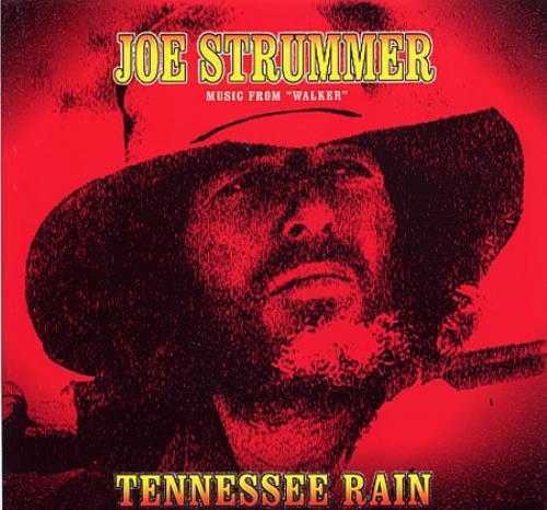 "Joe Strummer Tennessee Rain 7"" vinyl single (7 inch record) US JUM07TE337449"