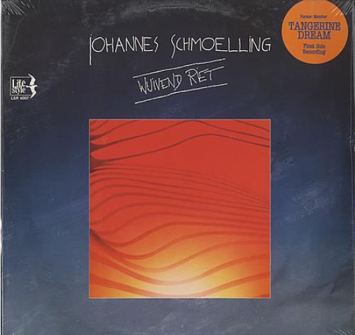 Johannes Schmoelling Wuivend Riet - Sealed vinyl LP album (LP record) US SCHLPWU397206