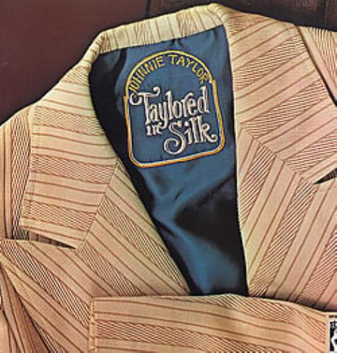 Johnnie Taylor Taylored In Silk vinyl LP album (LP record) US JTOLPTA280433