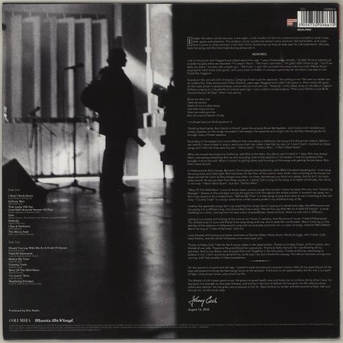 Johnny Cash American III: Solitary Man vinyl LP album (LP record) Dutch JCSLPAM764663