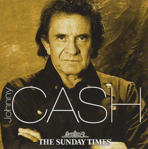 Johnny Cash Johnny Cash CD album (CDLP) UK JCSCDJO376834