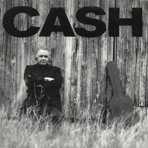 Johnny Cash Unchained vinyl LP album (LP record) US JCSLPUN719269