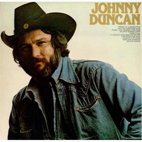 Johnny Duncan Country Johnny Duncan Uk Vinyl Lp Album