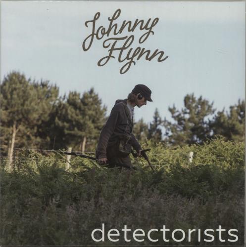 """Johnny Flynn Detectorists - RSD15 7"""" vinyl single (7 inch record) UK JJF07DE680703"""
