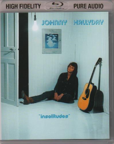 Johnny Hallyday Insolitudes Blu Ray DVD UK JHDBRIN646550