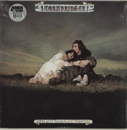 John & Beverley Martyn Stormbringer! - 180gm - Sealed vinyl LP album (LP record) US J3LLPST679189