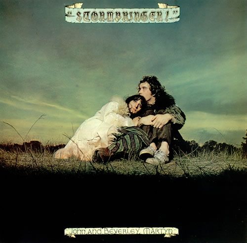 John & Beverley Martyn Stormbringer! - 1st vinyl LP album (LP record) UK J3LLPST433869