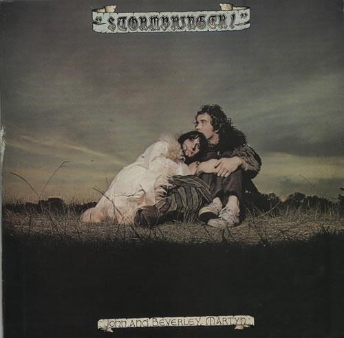 John & Beverley Martyn Stormbringer! - 2nd vinyl LP album (LP record) UK J3LLPST136686