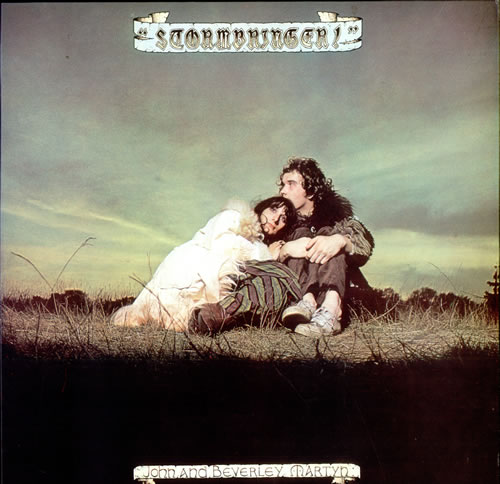 John & Beverley Martyn Stormbringer! - 5th vinyl LP album (LP record) UK J3LLPST518792